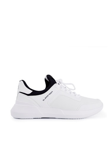 Slazenger Slazenger ZOE Koşu & Yürüyüş Erkek Ayakkabı  Beyaz